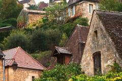 Burg Castelnaud - Aufstieg