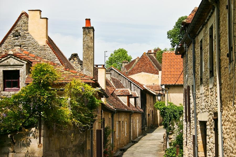 Limeuil - Rue du Port