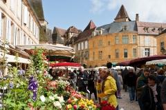Sarlat - Markt Place de la Liberté