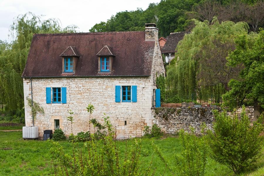 St Amand de Coly - Maison