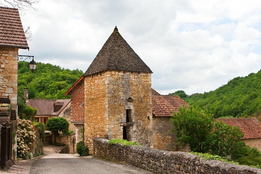 St Amand de Coly - Pigeonnier