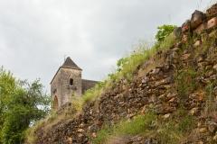 St Amand de Coly - Abbatiale